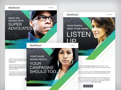 Blackbaud Advocacy Campaign agency545 email design advocacy blackbaud
