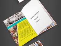 Catalog/Booklet Design