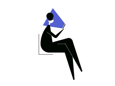 Commuting minimal design instagram dribbble underground minimal light smartphone phone character design character illustration design