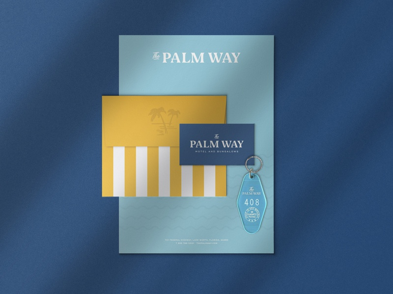 The Palm Way — Stationery Update