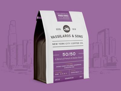 Vassilaros & Sons — 50/50 Blend