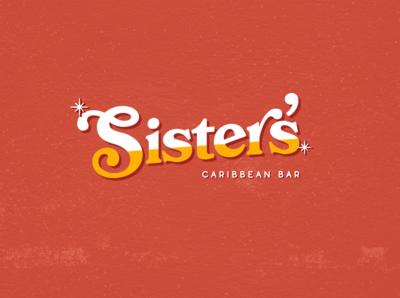 Sister's Caribbean Bar — Logo