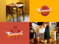 Sister's Caribbean Bar — Logo Alts