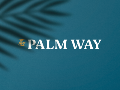 The Palm Way — Motel & Bungalows, Concept 1