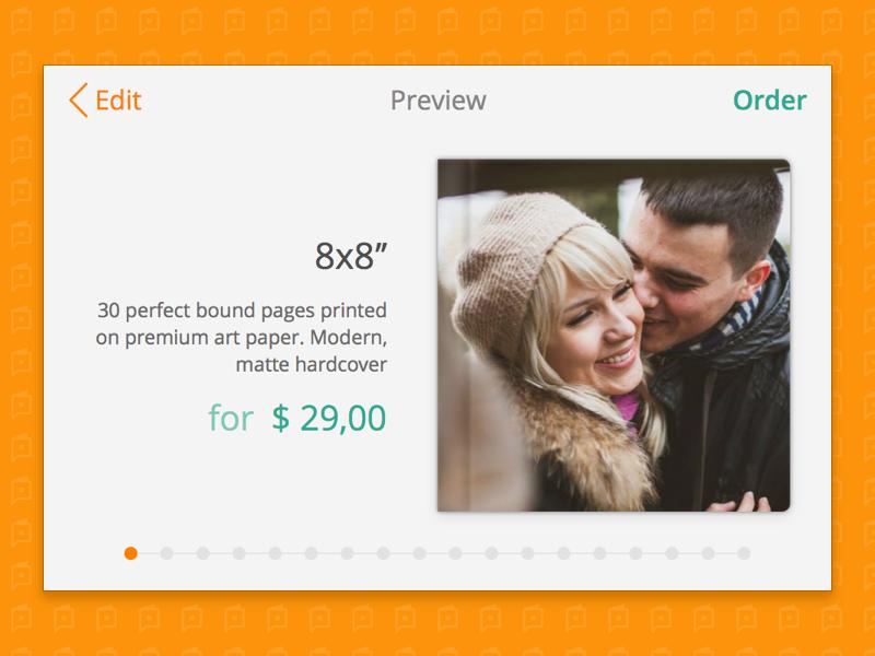 Photolane - landscape preview icon product photobook app iphone ios