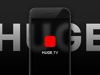 HUGE App Icon black ios9 icon app mobile apple iphone ios