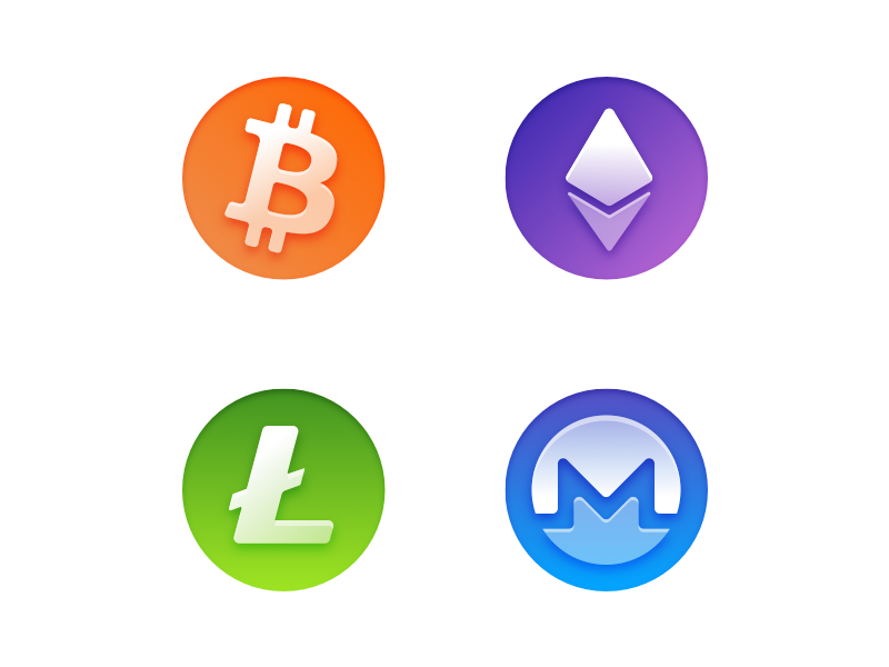 For The Last Couple Of Years Wow Time Sure Does Fly About 95 Things Ive Designed Were Flat So When I Was Approached To Design A Visual Crypto Wallet