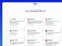 Blueprint - Social