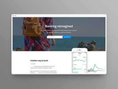 Douugh / Marketing Website