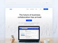 Bizzi / Landing Page