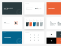 AutoKlose / Style Guide