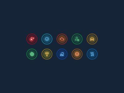 My Shop / Custom Icon Set