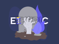 Etheric is Out of Grave