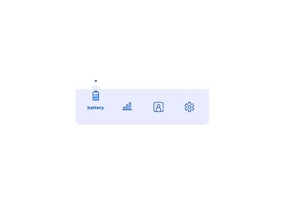 Toolbar Icons Animation + Principle Freebie