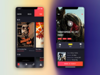 Movie - Selection Screens