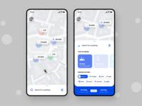 RePark - P2P Parking Iteration
