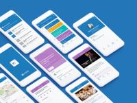 Liferay Events · New App