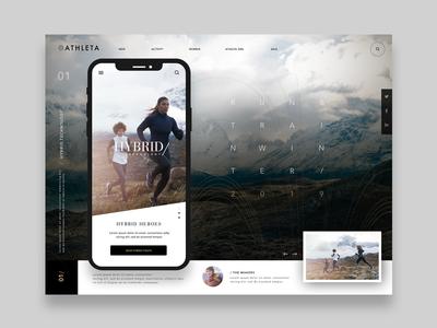 Campaign Landing Page Concept - 01