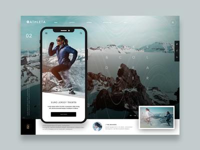 Campaign Landing Page Concept - 02