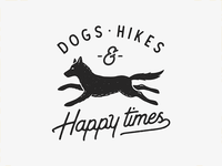 Dogs, hikes & happy times