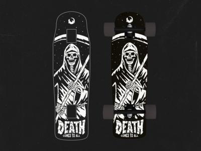 Custom board deck design