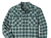 Stio Miter Flannel Pattern Design