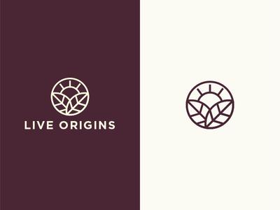 Live Origins Logo