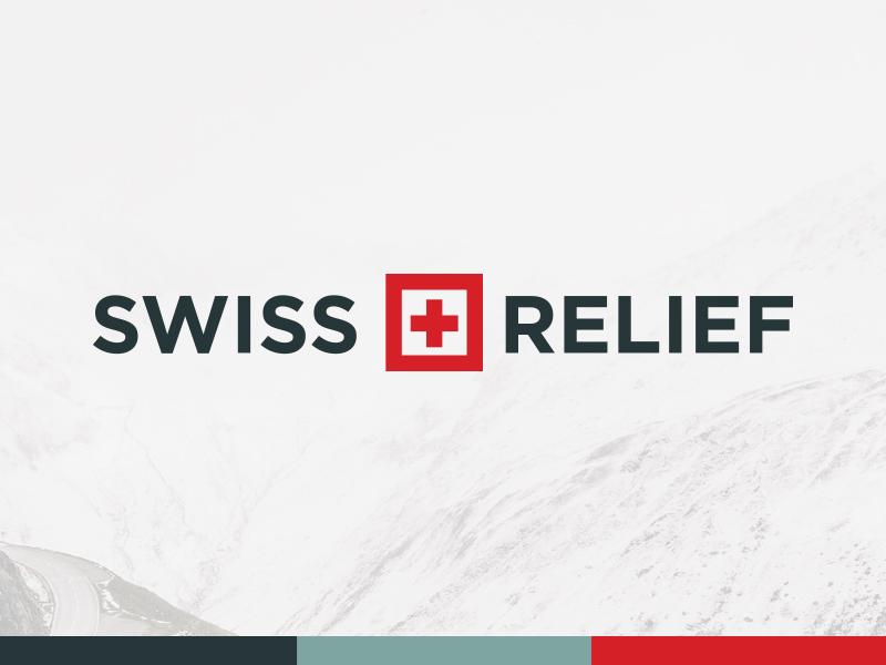 Swiss Relief Logo hemp cbd cannabis relief swiss