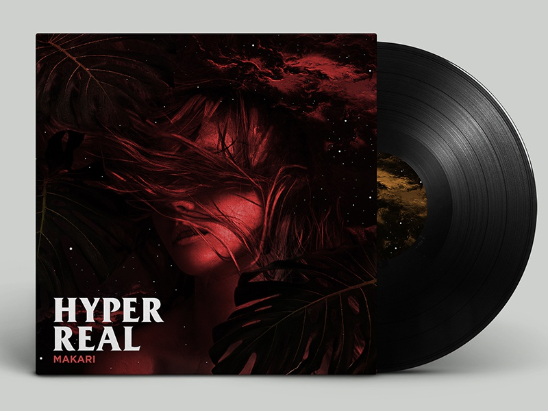 Hyper Real Album Art
