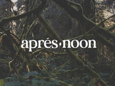 Aprés Noon Logo