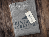 Kentucky Crafted Tee