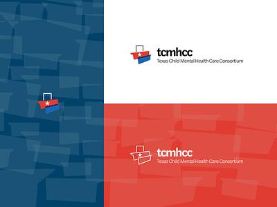 Brand identity for Texas Child Mental Health Care Consortium icon identity illustration typography abstract texas brand identity logo logo design mental health branding