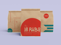 La Rumba - bag mock