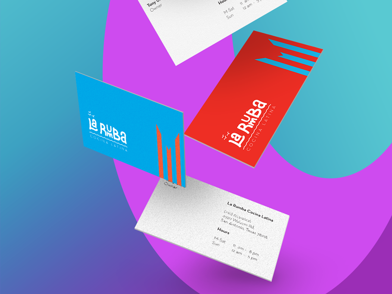 La Rumba - Card Drop
