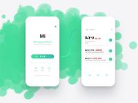Midori App Landing reDesign