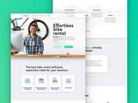 Rentalguru Landing Page