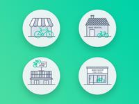 Rentalguru Icons