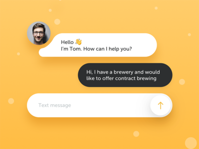 Live Chat Support Widget 💬