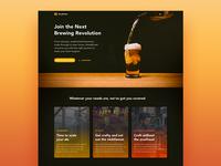 Brewbroker Homepage