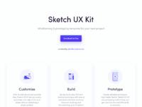 Sketch ux kit