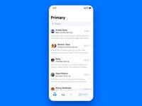 Mailing app concept