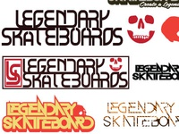 Legendary Logos