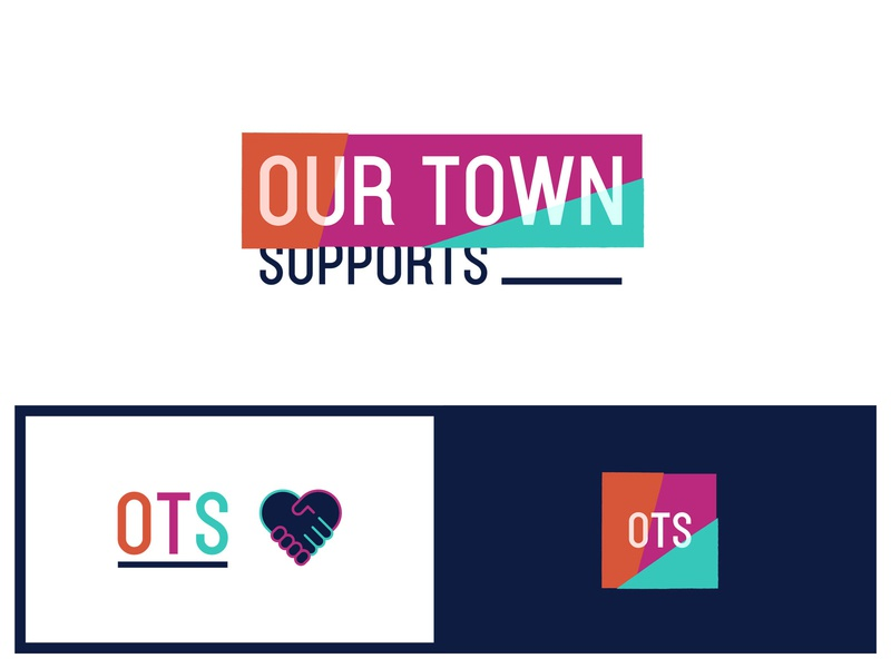 Our Town Supports ________________ campaign marketing branding