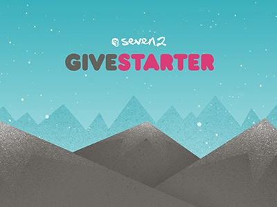 Givestarter dribbble