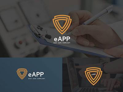 eAPP Brand & Website website branding logo brand