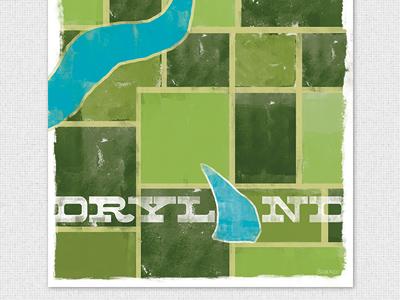 Dryland Poster