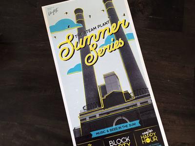 Steam Plant Summer Series