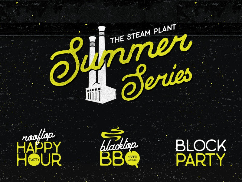 Steamplantsummerseries black