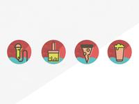 ArtFest 2017 Icons
