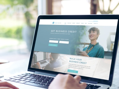 Website Brand Exploration rebrand ui web